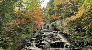 Visit 3 Incredible Waterfalls On This Simple New Hampshire Outing