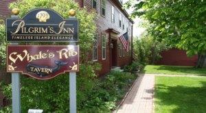 Pilgrim's Inn Bed & Breakfast In Maine Is The Ultimate Coastal Getaway
