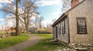 Get A Glimpse Of Rhode Island Life In The 1800s With A Visit To Coggeshall Farm Museum