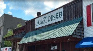 The A & J Diner Just Outside Of Nashville Is The Perfect Rural Diner For Your Next Weekend Brunch