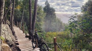 Hike Or Bike In The Sky On These Scenic Mountain Trails In Kentucky