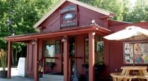 The Landing Store Has Been Around For More Than 100 Years And They've Got The Best Food Around