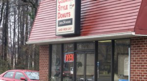 Load Up On Apple Fritters, Cinnamon Rolls, And Donuts At Country Style Donuts In Virginia