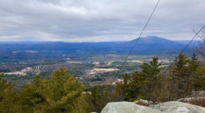 New Hampshire's Green Mountain Towers Is One Of The Best Hiking Summit for Viewing Multiple States