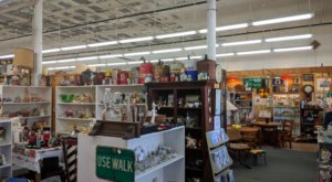 Treasures Are Around Every Corner At Hallett Antique Emporium, A Small-Town Antique Mall Hidden In Minnesota
