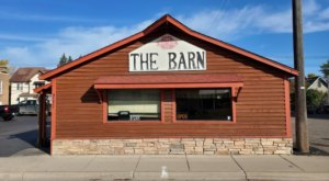 You Don't Want To Leave Without Trying The Pie At The Popular Barn Diner In Brainerd, Minnesota