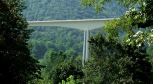 One Of The Highest Bridges In The Whole Country Is Right Here In Virginia