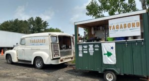Have Coffee Delivered Right To Your Door By Vagabond Coffee Car In Maine