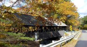 Artist's Bridge Is A Tiny, Scenic Stop In Maine Worth Taking A Detour For
