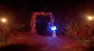 The Haunted Ghostly Grove Trail Near Detroit Will Scare You Silly