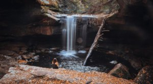 Picturesque Dog Slaughter Falls In Kentucky Feels Like A Natural Hidden Gem This Time Of Year