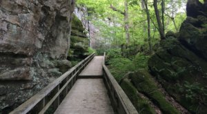 The Giant City Nature Trail Might Be One Of The Most Beautiful Short-And-Sweet Hikes To Take In Illinois