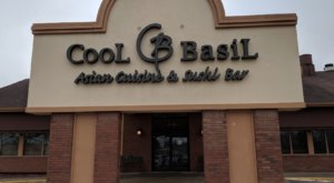 Tempt Your Tastebuds With Delicious Thai Dishes At Cool Basil, A Elegant Iowa Restaurant