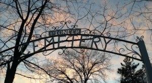 The Julian Pioneer Cemetery Is One Of Southern California's Spookiest Cemeteries