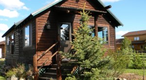 Sleep Inside A Piece Of Living History At This 1940s Montana Ranch Cabin