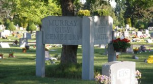 The Murray City Cemetery Is One Of Utah's Spookiest Cemeteries