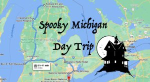 This Creepy Day Trip Through The Spookiest Places In Michigan Is Perfect For Fall