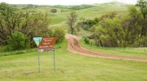 Hike Through A Former Century-Old Cattle Ranch In North Dakota At Schnell Ranch Recreation Area