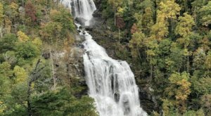 This Day Trip To Lower Whitewater Falls Is One Of The Best You Can Take In South Carolina
