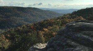 Off The Beaten Path In Monterey, You'll Find A Breathtaking Tennessee Overlook That Lets You See For Miles