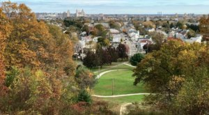 See Rhode Island In A Whole New Way On The Neutaconkanut Hill Park Loop