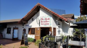 The 10,000-Square Foot Outdoor Biergarten At Old World Restaurant In Southern California Will Make Your Oktoberfest Complete