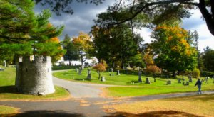 The Most Haunted Place In Maine Is Said To Be Mount Hope Cemetery And This Is Why