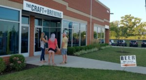 Brew Your Own Delicious Local Beer At The Craft Of Brewing In Virginia