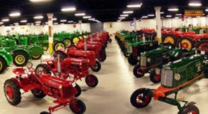 Few People Realize There's A Museum Dedicated Entirely To Antique Trucks And Tractors Right Here In Virginia