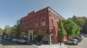 Nebbiolo Restaurant In Oregon Is Located In A Beautiful, Historic Building That Dates Back To 1895