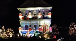 McAdenville's Beloved Christmas Town USA Will Be Returning To North Carolina