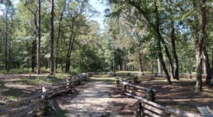 One Of The Most Well-Preserved Civil War Battlefields In South Carolina, Rivers Bridge State Historic Site Is A Historic Treasure