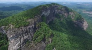 Hike Along The Tallest Cliffs In North Carolina On The Whiteside Mountain National Recreation Trail
