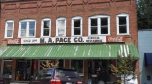 Practically Every Square Inch Of M. A. Pace General Store In North Carolina Is Stuffed With Charming Merchandise