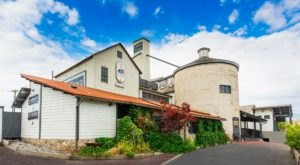 Archibald's Restaurant In Utah Is Located In A Beautiful, Historic Flour Mill That Dates Back To 1877