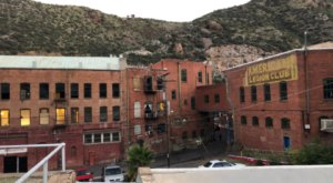 Experience Ghostly History Firsthand As You Make Your Way Through The Haunted Town Of Bisbee, Arizona