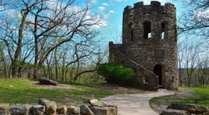 Clark Tower Is A Fascinating Spot In Iowa That's Straight Out Of A Fairy Tale