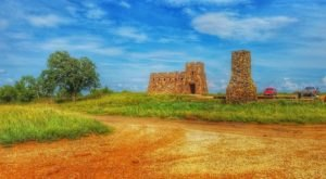 Coronado Heights Is A Fascinating Spot in Kansas That's Straight Out Of A Fairy Tale