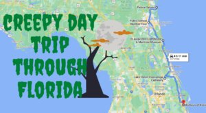 This Creepy Day Trip Through The Spookiest Places In Florida Is Perfect For Fall