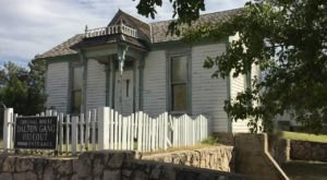 Step Into Kansas Outlaw History At The Dalton Gang Hideout Museum