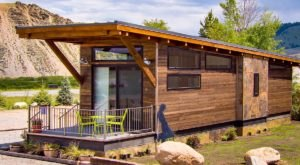 The Tiny House Resort At The Base Of The Sawtooth Mountains In Idaho Will Fill You With Awe