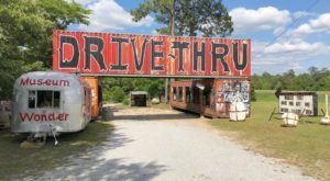 Drive-Thru Museum Is One Of The Strangest Places You Can Go In Alabama