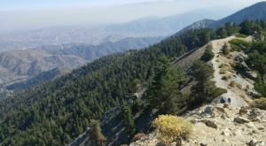 Mount Baldy Notch Trail Is A Challenging Hike In Southern California That Will Make Your Stomach Drop