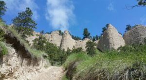 Embark On An Epic 6.5 Mile Trail In Nebraska That Features The Steepest Summit In The State