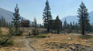 There's A Ghost Town Hidden In The Woods In Northern California's Hoover Wilderness