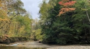 The Brandywine Gorge Trail Will Show You A Completely New Side Of Ohio