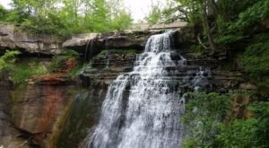 Brandywine Gorge Trail Is A Low-Key Ohio Hike That Has An Amazing Payoff