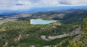 The Tam McArthur Rim Hike In Oregon Takes You To A Stunning Viewpoint
