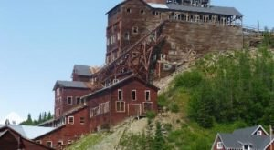 Kennicott Copper Mine Is One Of The Strangest Places You Can Go In Alaska