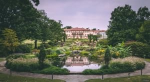 Philbrook Museum Gardens Is A Fascinating Spot in Oklahoma That's Straight Out Of A Fairy Tale